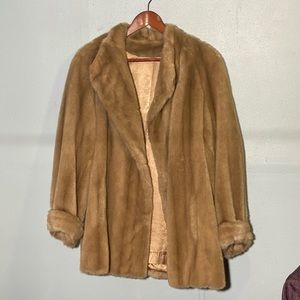 Jackets & Blazers - Vintage Faux fur jacket